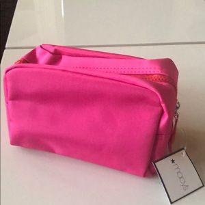 NWT- Macy's Cosmetic Bag